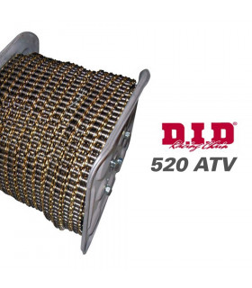 DID 520 ATV RACING CHAIN ROLLER (1920 LINKS)