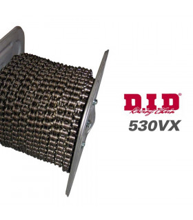 DID  530 VX X-RING CHAIN ROLLER (1920 LINKS)