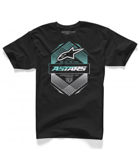 CAMISETA ALPINESTARS BEAMS (NEGRA)