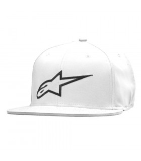 ALPINESTARS AGELESS CAP  (WHITE)