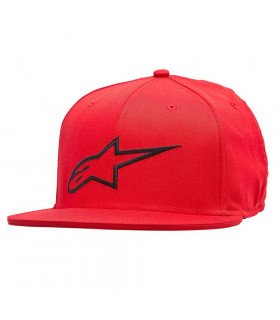 ALPINESTARS AGELESS CAP (RED)