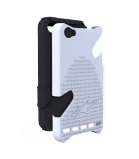 ALPINESTARS BIONIC IPHONE 4 CASE (BLACK/WHITE)