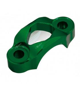 BAR CLAMP INTERAXIS 32mm GREEN