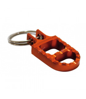 KEYCHAIN ORANGE