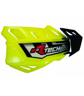 PARAMANOS END-CROSS FLX AMARILLO NEON