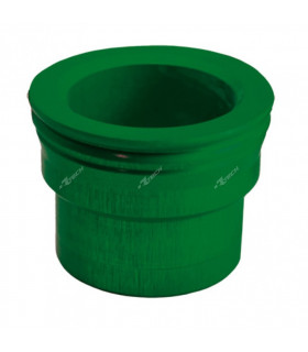 REAR WHEEL SPACERS GREEN