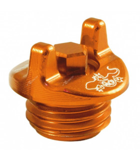 ENGINE OIL PLUG ORANGE