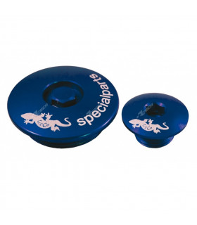 ENGINE PLUGS (2 PCS) BLUE