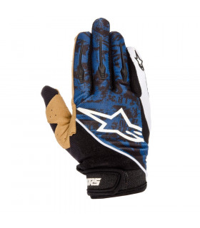 ALPINESTARS GRAVITY GLOVES (BLUE)