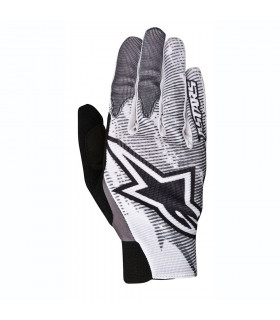 ALPINESTARS AERO GLOVES (GREY/ WHITE)