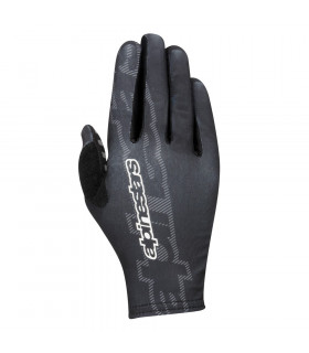 ALPINESTARS F-LITE GLOVES (BLACK/STEEL GREY)