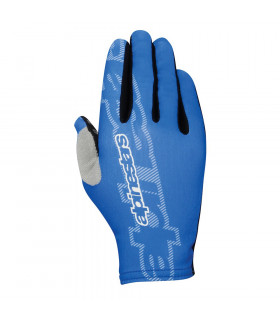 ALPINESTARS F-LITE GLOVES  (BRIGHT BLUE)
