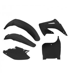 KIT PLASTICOS NEGROS  CR125-250 ' 2002-03