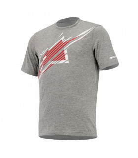 ALPINESTARS PATHFINDER TECH T-SHIRT (GREY/RED)