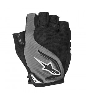 ALPINESTARS PRO-LIGHT SHORT FINGER GLOVES (GREY/BLACK)