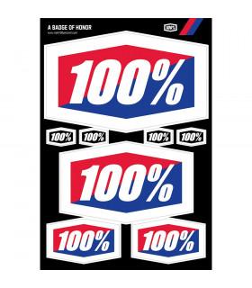 HOJA ADHESIVOS 100% (12 x 18)