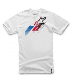 ALPINESTARS DISECT T-SHIRT (WHITE)