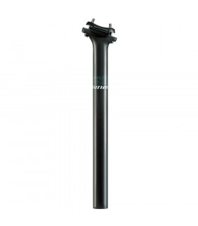 NINER CARBON SEATPOST (SLATE GREY/27,2 x 400 MM)