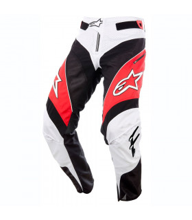 ALPINESTARS A-LINE PANTS (RED/BLACK)