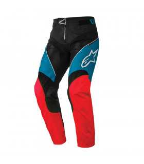 ALPINESTARS A-LINE 2 PANTS  (SAPPHIRE BLUE/ORANGE)