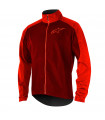 CHAQUETA DESCENDER 2 RIO RED ALP RED