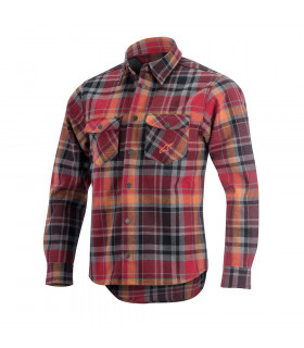 ALPINESTARS SLOPESTYLE SHIRT (RED TARTAN)