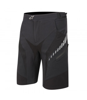 ALPINESTARS DROP SHORTS (BLACK/WHITE)