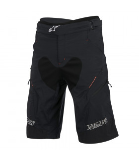 ALPINESTARS DROP 2 SHORTS (BLACK/WHITE)