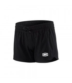 SHORT CHICAS DRAFT ATHLETIC NEGRO