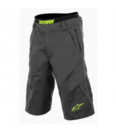 ALPINESTARS MANUAL SHORTS (GREY/YELLOW)