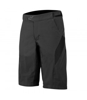 PANTALONES CORTOS ALPINESTARS STELLA HYPERLIGHT CHICA (BLACK/COOL GREY)
