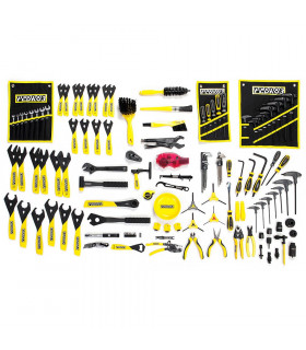 BANCO DE TRABAJO MASTER BENCH TOOL KIT (BOX A- B)