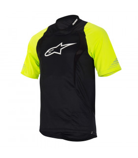 ALPINESTARS DROP JERSEY (BLACK/YELLOW)