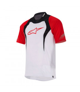 ALPINESTARS DROP JERSEY (WHITE/RED)