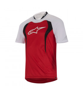 ALPINESTARS DROP JERSEY (RED/WHITE)