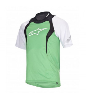 ALPINESTARS DROP JERSEY  (GREEN/WHITE)