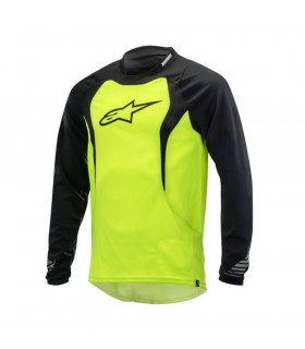 ALPINESTARS DROP LONG SLEEVE JERSEY (YELLOW/BLACK)