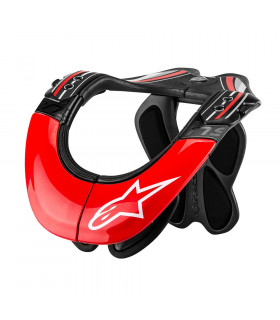 ALPINESTARS TECH CARBON BIONIC NECK SUPPORT