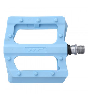 HT PA12 FIXIE PEDALS (SKY BLUE)