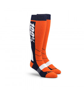 CALCETINES 100% HI-SIDE (NARANJA)