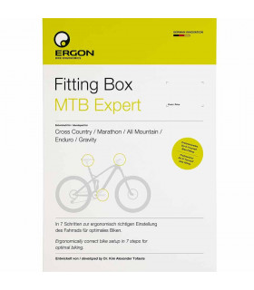 ERGON MTB EXPERT FITTING BOX