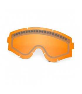 OAKLEY L-FRAME DUAL VENTED LENS (PERSIMMON)
