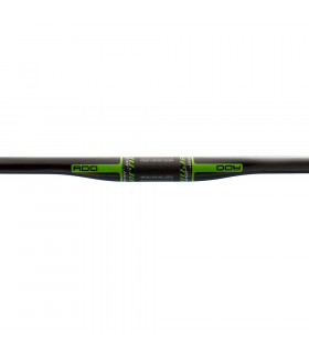 NINER FLAT TOP RDO HANDLEBAR (710 MM/KERMIT GREEN)