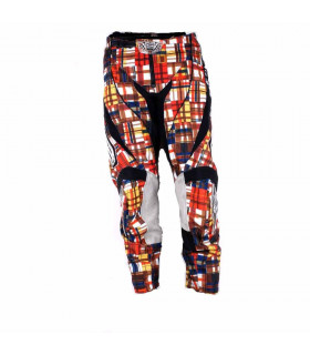 PANTALON MX SHIFT FACTION ROSA