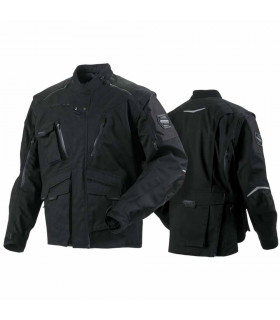 CHAQUETA OFF ROAD SHIFT FLAK (NEGRA)