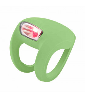 KNOG FROG STROBE REAR LIGHT (LIME)