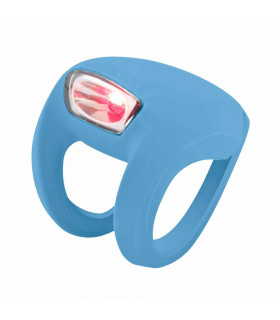 KNOG FROG STROBE REAR LIGHT (SKY BLUE)