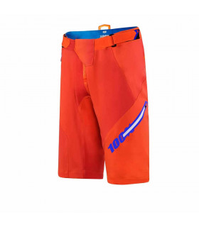 SHORT MTB AIRMATIC BLAZE ORANGE.