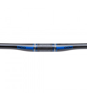 MANILLAR NINER FLAT TOP RDO (780 MM/RALLY BLUE)