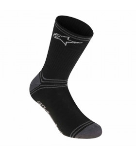 CALCETINES ALPINESTARS WINTER (NEGRO/GRIS)